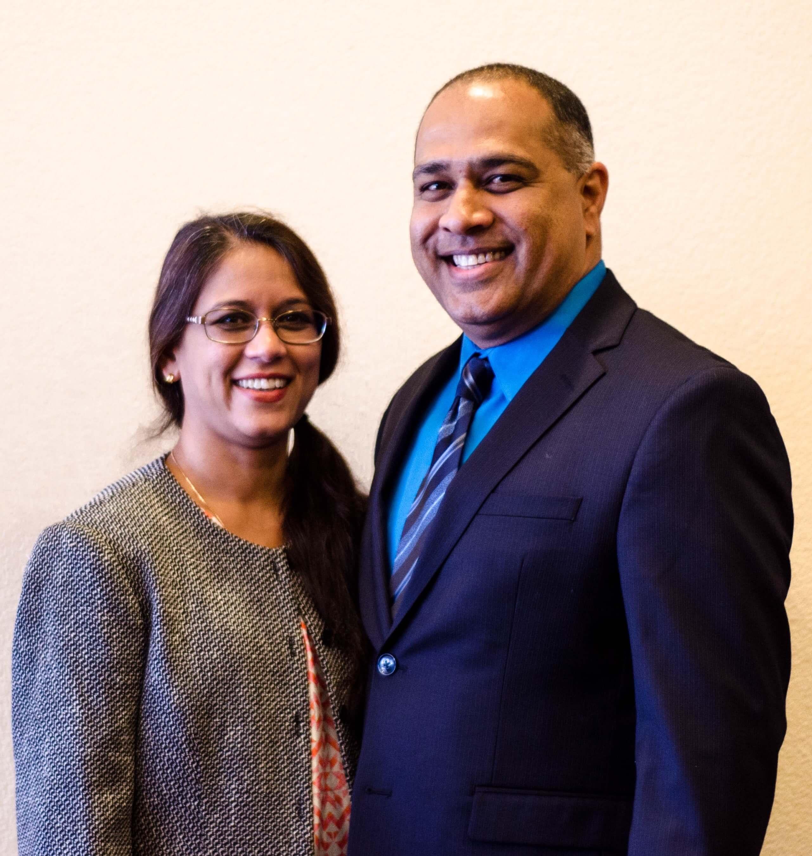 Conrad & Cheryl Francis